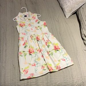 Gap sleeveless girls dress